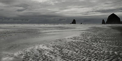 Photograph - Haystack And Needles by Don Schwartz
