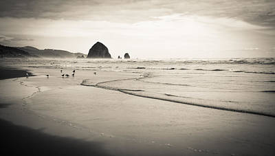 Photograph - Haystack Rock And Cannon Beach by Scott Rackers