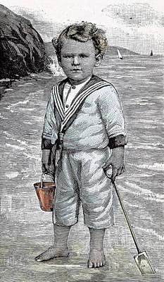 Hazeldean Kingston Jamaica 1891 Print by Jamaican School