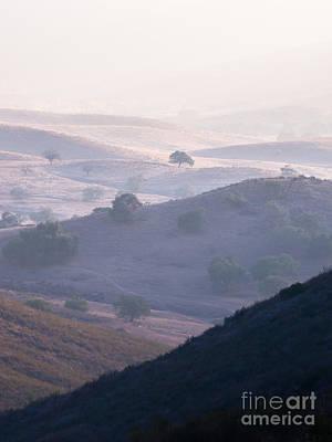 Photograph - Hazy Pamo Valley by Alexander Kunz