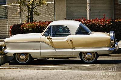 hd 434 A Nash Metropoliton  Runabout Original by Chris Berry