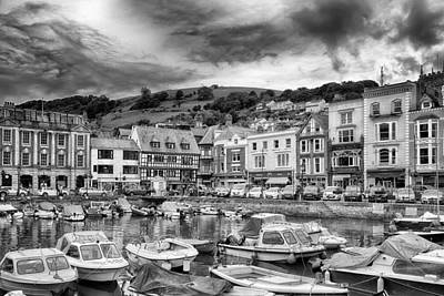 Photograph - Dartmouth Inner Harbour by Howard Salmon