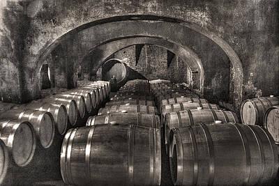 He Always Had Some Mighty Fine Wine Original by William Fields