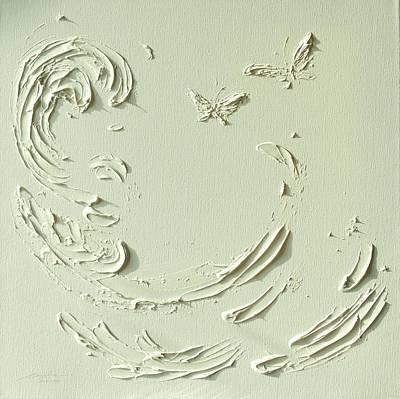 He Protects II Art Print by Wings  Mok