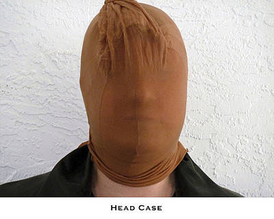 Photograph - Head Case by Lorenzo Laiken
