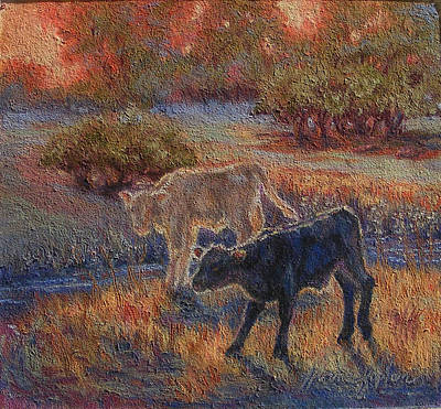 Painting - Heading Home by Denise Horne-Kaplan