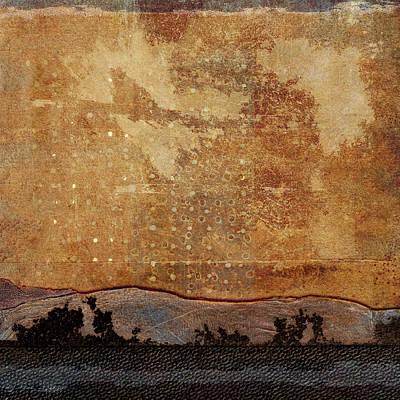 Heading West Print by Carol Leigh