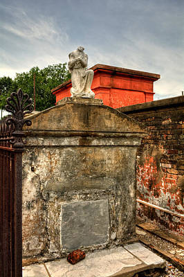 Photograph - Headless Angel by Chrystal Mimbs