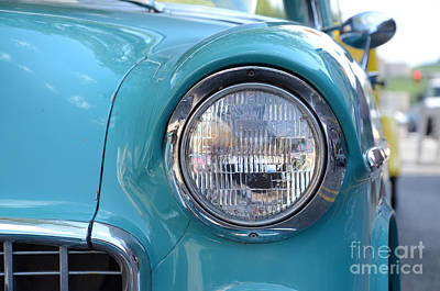 Wall Art - Photograph - Headlight by Susan Montgomery