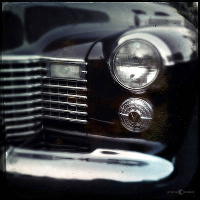 Photograph - Headlight by Tim Nyberg