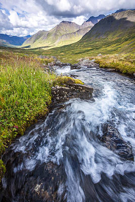 Photograph - Headwaters by Tim Newton