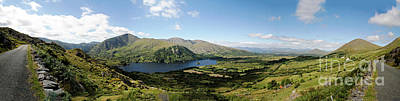 Photograph - Healeys Pass Co Kerry by Susan Leake