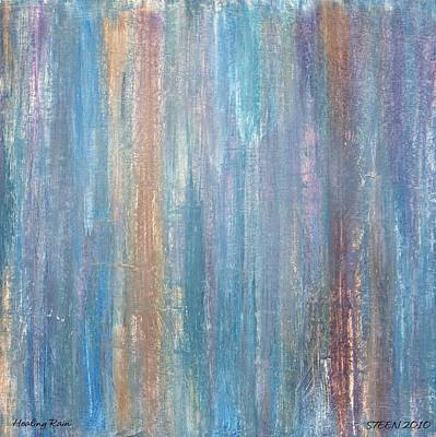 Painting - Healing Rain by Christine Nichols