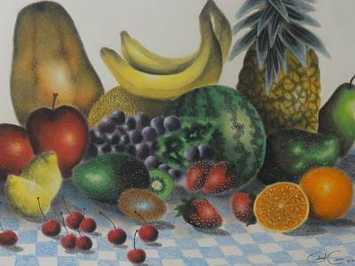 Healthy Art Print