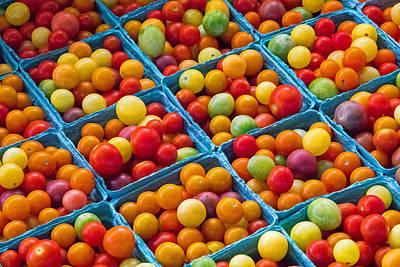 Photograph - Healthy Tomatoes by Deb Buchanan