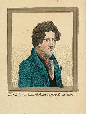 Morality Photograph - Healthy Young Man by British Library
