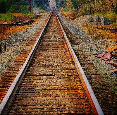 Photograph - Hear My Train Comin by Dan Sproul