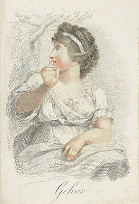 Hearing, Ludwig Gottlieb Portman, Schiavonetti Art Print by Ludwig Gottlieb Portman And Schiavonetti