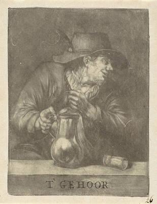 Hearing, Pieter Pickaert Art Print by Pieter Pickaert