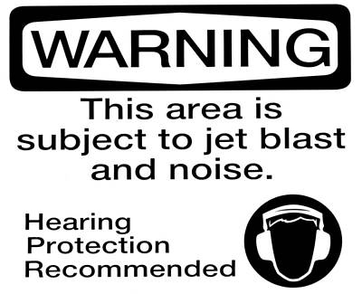 Hearing Protection Recommended Art Print by Karyn Robinson