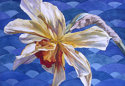 Painting - Hearld Of Spring by Lynda Hoffman-Snodgrass