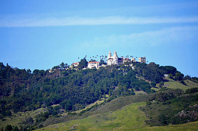 Photograph - Hearst Castle by Darryl Barclay