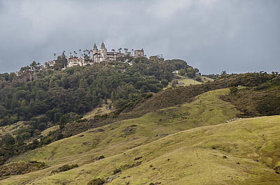 Photograph - Hearst Castle by Lee Kirchhevel