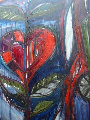 Heart 4 Art Print