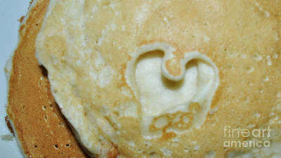 Photograph - Heart Cakes by Mindy Bench
