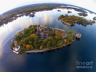 Heart Island George Boldt Castle Art Print