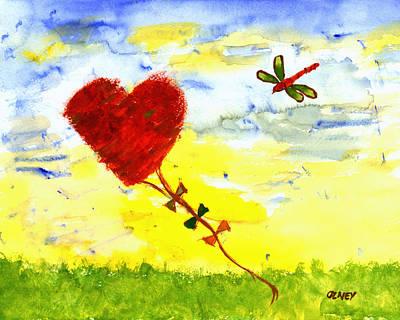 Heart Kite Original