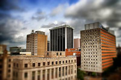 Photograph - Heart Of Downtown by Jim Albritton