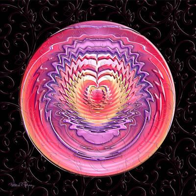 Digital Art - Heart Of Hearts by Barbara Berney