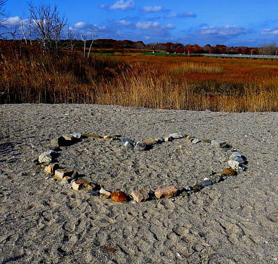 Photograph - Heart Of Stone by Stephen Melcher