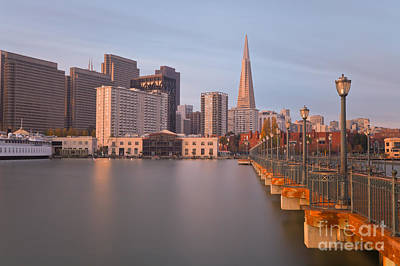 Heart San Francisco Art Print by Jonathan Nguyen