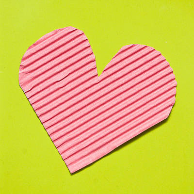 Royalty-Free and Rights-Managed Images - Heart shape by Tom Gowanlock