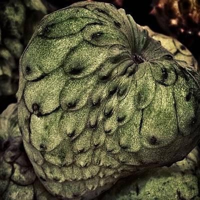 Photograph - Heart Shaped Veggie by Kathleen Messmer