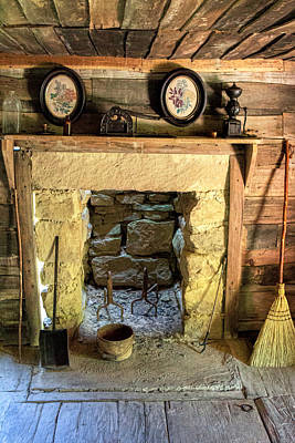 Photograph - Hearth And Home by Mary Almond