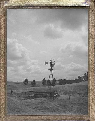 Photograph - Heartland Memory by HW Kateley