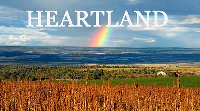 Photograph - Heartland Work A by David Lee Thompson