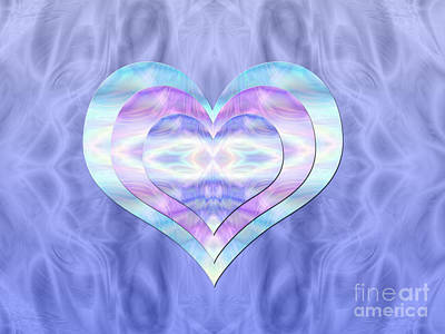 Digital Art - Heart's Desire by Kristi Kruse