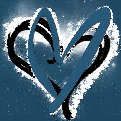 Hearts For Hearts 9 Art Print