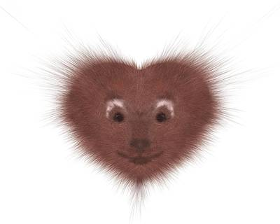 Hearty Beast 1 Art Print