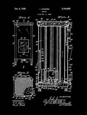 Mechanics Mixed Media - Heater by Dan Sproul