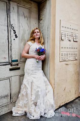 Photograph - Heather On Royal St. by Kathleen K Parker