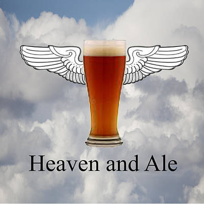 Photograph - Heaven And Ale by Gregory Scott