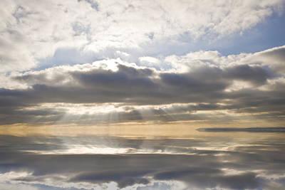 Heaven Art Print by Matthew Gibson