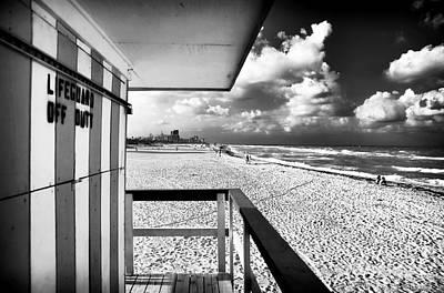 Photograph - Heaven On South Beach by John Rizzuto