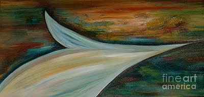 Heaven Print by Silvana Abel
