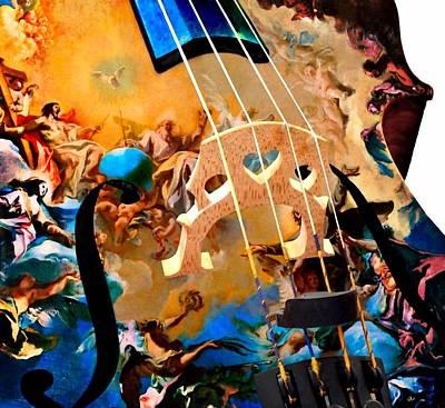 Painting - Heavenly Bridge by Jared Johnson